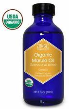 Zongle Usda Certified Organic Marula Oil, Africa, Unrefined Virgin, Cold Pressed