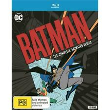 Batman: The Complete Animated Series (DVD, 2018, 12-Disc Set)