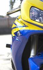 Proton 500 lumen flush mount LED turn signals blinkers for 03-06 Honda CBR-600RR
