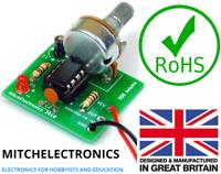 555 Astable Kit - Electronics DIY kit