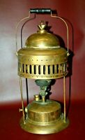 Antique Novy Formaldehyde Generator Brass Burner Stove Medical Sterilizer Device