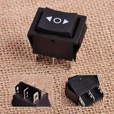 2x 6Pin 3 Position On Off DPDT Rocker Switch Control Button Marine Car
