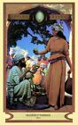 """Maxfield Parrish Lampseller of Bagdad Art Deco Print 11""""x17"""" on Poster Stock !"""