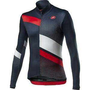 Castelli Men's Mid Thermal Pro Long Sleeve Jersey - 2021