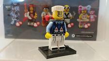 Lego Minifigure Ninjago Series complete Zane Figure 2017