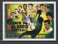 S7244)Mali 1998 MNH World Cup Football' 98- CM FUSSBALL S/S