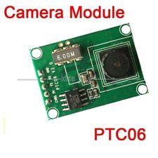 Miniature PTC06 Serial JPEG Camera Module CMOS 1/4 inch TTL/UART Interface