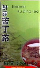 NEEDLE KU DING  BLOOD PRESSURE CHOLESTEROL LIVER  TEA  5.3 oz  (150g)