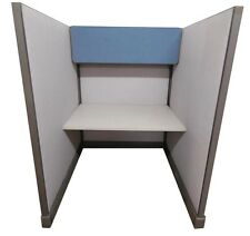 """Lot of 20 - in Pods - 48x48x67"""" H Herman Miller Call Center Cubicles ($249 ea!)"""