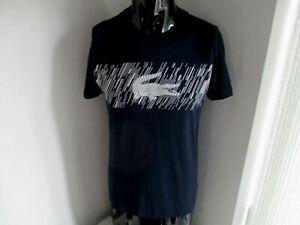 Lacoste Ultra Dry T-Shirt  Size  4  UK S