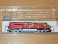 RARE N Scale KATO 176-8409 EMD SD70ACe MKT # 1988 The Katy Locomotive