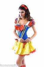 Enchanting Snow Princess Costume - Halloween Costume
