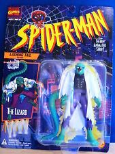1994 Spiderman The Lizard Action Figure