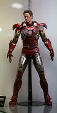 Neca 1/4 Iron Man Mark VII Battle Damage Figure
