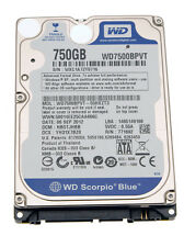 """Notebook Festplatte/HDD Gericom Supersonic Force 16120 P53IN3 2,5"""" 750GB SATAII"""