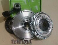 FORD FOCUS MK1 1.8 TDCI SALOON, 2001-2005 SMF FLYWHEEL & VALEO CLUTCH CONVERSION