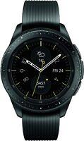 NEW Samsung Galaxy Watch SM-R810NZKATPA 42mm Midnight Black (Bluetooth)