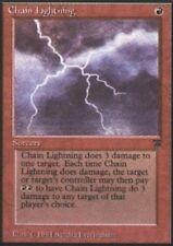 1x Slightly Played Chain Lightning MTG Legends -ChannelFireball-