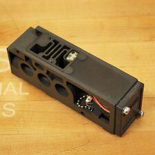 Numatics HH-2 Pneumatic Valve Base Manifold Block - USED