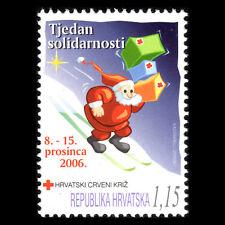 Croatia 2006 - Red Cross - Sc RA100 MNH