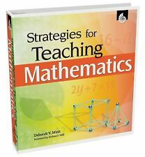Shell Education Strategies for Teaching Mathematics Binder lesson plans standard