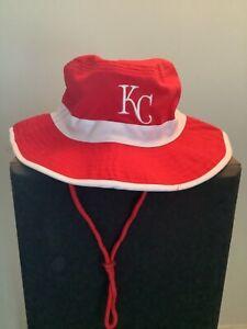 Nebraska Cornhuskers, KC Royals - Bucket, Pool Hat, New, $19.99, S&H $3.99.