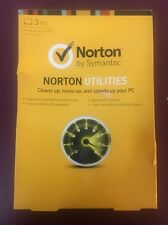 Norton Utilities by Symantec (PC Software) USED