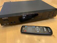Apex Ad-600A Dvd Player