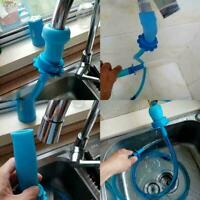 Pet Dog Cat Bathing Cleaner Sprinkler Tools Washing Rinser Shower Handheld U7F6