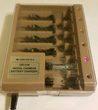 Archer Deluxe Nickel Cadmium Battery Charger Cat. No.23-134 by Radio Shack