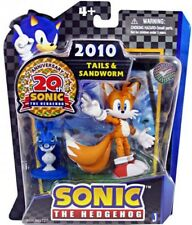 20th Anniversary Tails & Caterkiller Badnik Action Figure 2-Pack [2010]