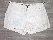 NEW Da-Nang Surplus Women's Shorts Buckle Detail Silk MATIC SPW6823 MEDIUM M