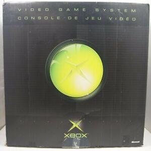 Empty Console Box for Microsoft Original Xbox F23-00061 Launch Edition Authentic