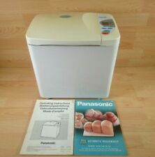 Panasonic SD-251 Bread Machine Maker Good Condition Other Than Discoloring