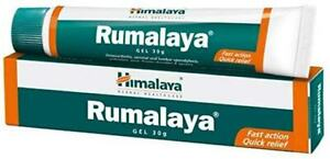 Himalaya Rumalaya Quick Relief Gel Against Pain and Inflammation - 30g Free P&P