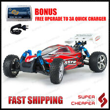 Hsp 1/10 Rc Car Xstr Brushless 4Wd Pro Remote Control Off Road Buggy