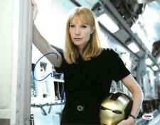 Gwyneth Paltrow Signed Iron Man Autographed 11x14 Photo PSA/DNA #AE17805