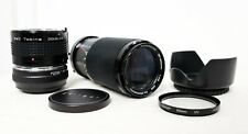 SONY NEX E Mount DSLR fit 80mm 200mm 400mm ZOOM lens NEX-5 3 F5 5R 6 VG20 etc