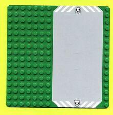 Lego--30225px3--Strassenplatte --Grundplatte--16 x 16 --Grün--Police---