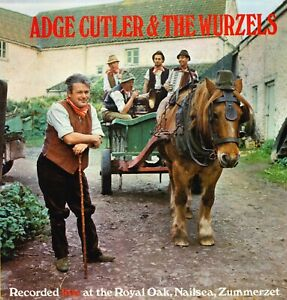Adge Cutler and the Wurzels - Live at the Royal Oak - CD - NEW!
