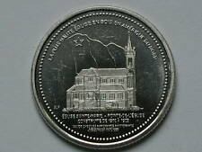 Claire/Pointe-de-l'eglise/Sigogne 1999 $2.00 Trade Token - Tallest Wooden Church