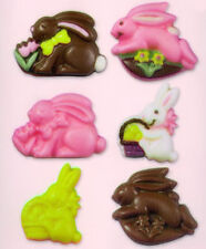 Easter Bunnies Chocolate Candy Mold from Wilton #3306