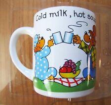 New listing The Berenstain Bears Coffee Mug Cup 1983