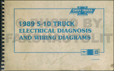 service repair manuals for chevrolet blazer s10 for sale ebay rh ebay com 1988 chevy s10 blazer wiring diagram