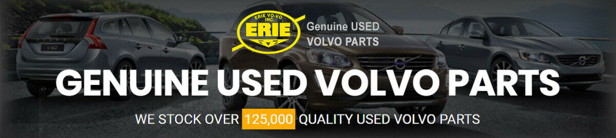 Used Volvo Parts