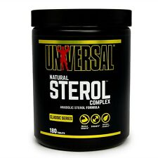 Universal Natural Sterol Complex Advanced Ultra-Concentrated Formula - 3 SIZES