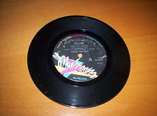"ROSE TATTOO  ""CALLING""  B SIDE ""WIN AT ANY COST""   7 INCH 45  1986  OZ"