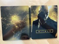 Hitman Definitive Edition Steelbook Xbox One *NO GAME* w/ Sleeve