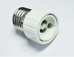 GU10 pour Vis Edison E27 Es Ampoule Base Douille Lampe Adaptateur Support