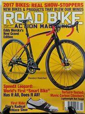 Road Bike Action Magazine January 2017 Devinci Hatchet FREE SHIPPING sb